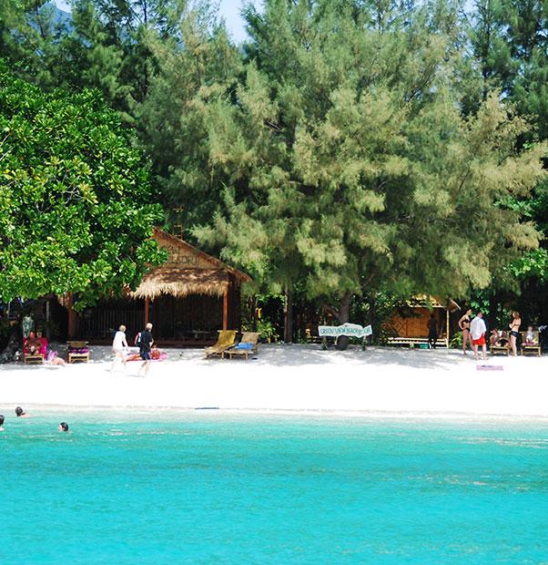 Koh Lipe -Green View Beach Resort Koh Lipe,paradise beach