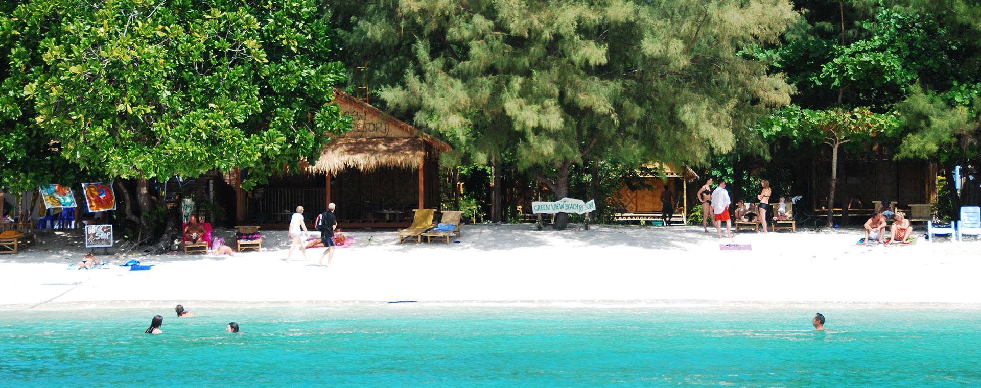 Bamboo garden rooms at lipe beach resort koh lipe - Green View Lipe Resort Beach Front